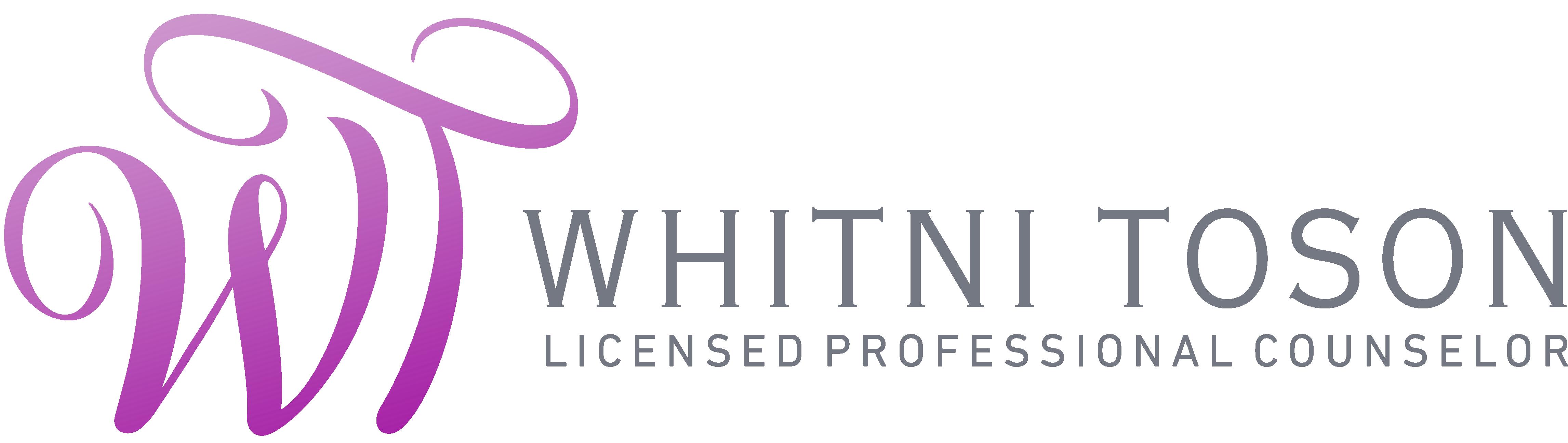 Whitni Toson, MA, LPC